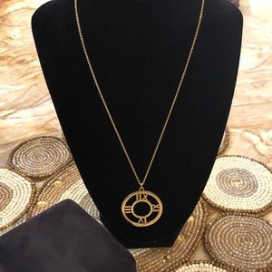 !!!Tiffani &co  gold necklace !!!
